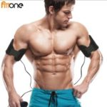 Portable EMS Body Muscle Trainer Muscle Toner Stimulator