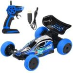 1:32 2.4G Remote Racing Car Off-Road Vehicle RC Electric Toy – Blue