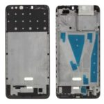 OEM Middle Plate Frame Part Replacement [Microphone Net Include] for Huawei Y9 (2018) / Enjoy 8 Plus – Black