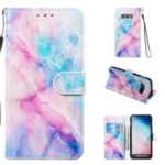 Pattern Printing Leather Wallet Stand Case for Samsung Galaxy S10e – Multiple Colors