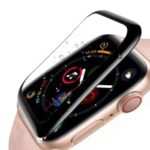 3D Full Glue Full Screen Cover Film for Apple Watch Series 4 44mm