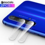 2Pcs/Pack MOCOLO Ultra Clear Tempered Glass Lens Film for Huawei Honor 20