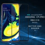 NILLKIN CP+PRO Explosion-proof Tempered Glass Screen Film for Samsung Galaxy A90 / A80