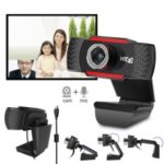 HXSJ S30 HD 720P Computer Networking Built-in Sound Absorbing Mic Camera