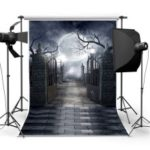 1×1.5m Halloween Photo Background Festival Photography Background Cloth Vinyl Photograph Photos Studio Props