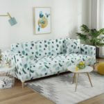 Sofa Slipcovers Washable Polypropylene Fiber Couch Cover – Size: 145 x 185cm / Banana Leaves