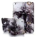 Marble Pattern TPU Tablet Shell with Hand Holder Strap for iPad Mini 1/2/3 – Style A
