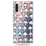 Pattern Printing TPU Case for Samsung Galaxy Note 10 – Panda