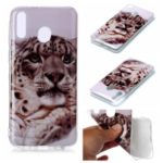 Animal Series Patterned IMD TPU Case for Samsung Galaxy M20 – Leopard