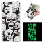 Luminous IMD TPU Case Cover for Xiaomi Redmi K20 / Mi 9T / K20 Pro / Mi 9T Pro – Skulls