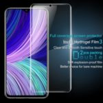 2Pcs/Set IMAK Hydrogel Film 3 HD Clear Anti-explosion Full Screen Protection Film for HTC Desire 19+