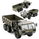 Remote Control Truck Off-Road Vehicle Simulation Car Model FY004 2.4G Full Proportional Differential Children Toys