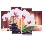 HD Home Room Wall Picture Decor High Definition Quality Flower Style Painting