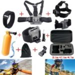 8pcs Camera Accessories Cam Tools for Gopro Hero 5/Session/4/3/2
