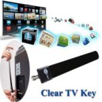 US EU Clear TV Key HDTV FREE Digital Indoor Antenna Ditch Cable