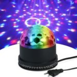 RGB LED Disco Ball Light AC110V-220V for Party/Celebration – EU Plug