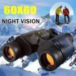 Night Vision 60×60 3000M HD Hunting Binoculars Telescope with Coordinates