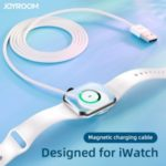 JOYROOM S-IW001 Ben Series Magnetic Charging Cable for iWatch Apple Watch Series 4/3/2/1 – White
