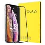 Full Screen Tempered Glass Screen Film for iPhone 11 6.1 inch (2019) – Black