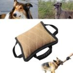 Durable Dog Chew Toy Interactive Rope Pet Bite Bag