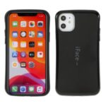 IFACE MALL PC TPU Hybrid Protective Case for Apple iPhone 11 6.1 inch – Black
