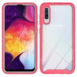 Starry Sky Shockproof Phone Case for Samsung Galaxy A30s/A50s/A50 – Red