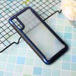 PC + TPU Combo Shell Cell Case for Samsung Galaxy A70 – Blue