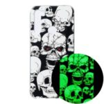 Noctilucent IMD TPU Case for Xiaomi Redmi Note 8 – Cool Skulls