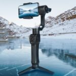 Freevision Vilta-M Pro 3-Axis Handheld Stabilizer Gimbal for iPhone Samsung Etc.
