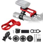 Holder Front Sport Bicycle Computer Camera Mount – Red