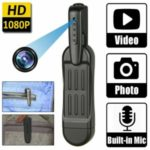 T189 Hidden Spy Mini Portable Video Recorder DVR 1080P HD Pocket Pen Camera