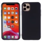 2.5MM Thickened Nano Silicone Phone Case for iPhone 11 Pro 5.8-inch – Black
