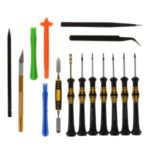 15-in-1 Professional Disassembling Repair Opening Tool Screwdriver Set
