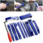12Pcs/Set Blue Auto Car Dashboard Dash Tirm Panel Opening Removal Repair Tool Kit