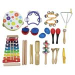 19pcs/Set Musical Instrument Toy Kit Educational Toys  Set