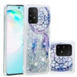 Glitter Powder Pattern Printing Quicksand TPU Cover Case for Samsung Galaxy A91/S10 Lite/M80s – Dream Catcher