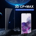 NILLKIN 3D CP+ Max Full Size Explosion-proof Tempered Glass Screen Guard Film for Samsung Galaxy S20 Plus/S20 Plus 5G