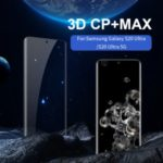 NILLKIN 3D CP+ Max Full Covering Explosion-proof Tempered Glass Screen Protector for Samsung Galaxy S20 Ultra/S20 Ultra 5G