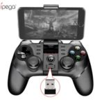 IPEGA 9076 Wireless Bluetooth Game Controller Mobile Trigger Joystick for Android Phone/TV Box PC PS3 VR