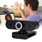 USB 2.0 HD Webcam Online Class Camera with Mic for Computer PC Laptop