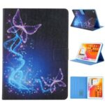 Pattern Printing Card Slots Tablet Leather Case for iPad 10.2 (2019)/iPad Air 10.5 inch (2019)/iPad Pro 10.5-inch (2017) – Magic Butterflies
