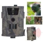 HT-001 Hunting Trail Camera 1080P Night Vision Wildlife Scouting Camera