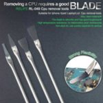 RELIFE RL-049 5 in 1 Chip CPU Cutter Disassembly Knife Tool Set