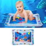 Kids Water Game Cushion Toddler Inflatable Play Mat Baby Ocean Pad – Octopus