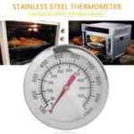 Bi – metal Stainless Steel Oven BBQ Grill Thermometer