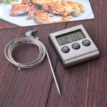 Kitchen Food Oven High Temperature Baking Barbecue Probe Thermometer