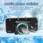 Mobile Phone Radiator Semi-conductor Electronic Game Playing Cooling Fan Bracket