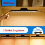 Eye Protecting Study Desk Lamp for Student Dormitory – Direct Plug Style