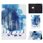 Pattern Printing Leather Stand Tablet Cover for Lenovo Tab M10 TB-X605F – Forest and Elk