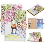 Universal PU Leather + TPU Flip Tablet Cover for 8-inch Tablets – Elk